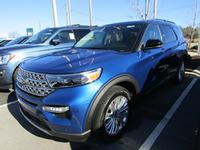 NEW 2021 FORD EXPLORER LIMITED ECOBOOST 4WD