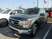 NEW 2021 FORD F-150 XLT SUPERCREW 4WD