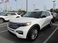 NEW 2021 FORD EXPLORER HYBRID LIMITED